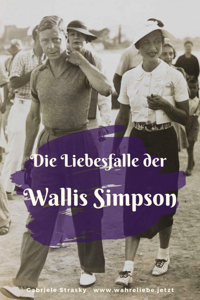 König Edward VIII und Wallis Simpson